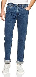 Wrangler Men's Z/Fly Straight Jean, Stonewash