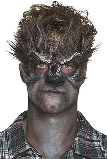Smiffys Foam Latex Werewolf Head Prosthetic Size: One Size
