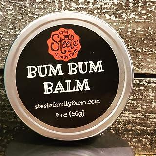 BUM BUM BALM- 2oz tin