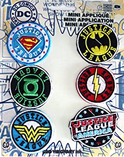 Best dc iron on patches Reviews