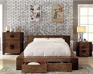 Amazon Com Bedroom Sets 3 Pieces Bedroom Sets Bedroom Furniture Home Kitchen