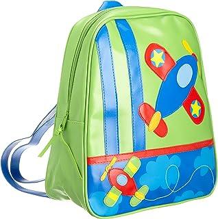 Stephen Joseph Little Boys' Go Go Bag, Airplane, One Size