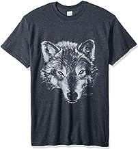Lost Creek Men's Wolf Series Short Sleeve T-Shirt