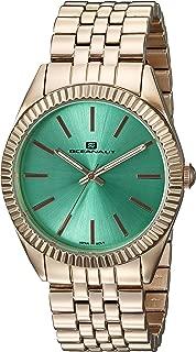 Oceanaut Women's OC7412 Year-round Analog Quartz Silver Watch