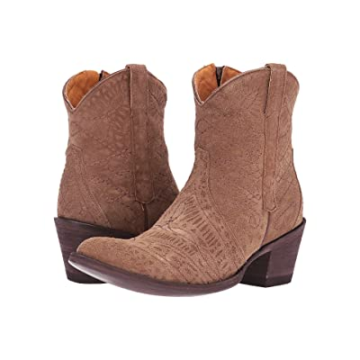 Old Gringo Viana LS (Tan) Cowboy Boots
