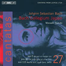 Best bach cantata 27 Reviews