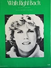 Walk Right Back (as recorded by Anne Murray on Capitol Records)
