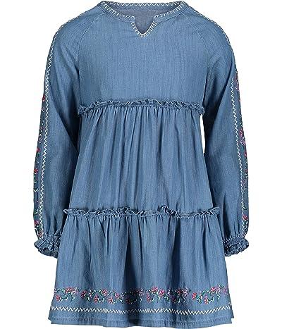 Lucky Brand Long Sleeve Denim Dress