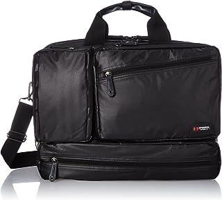 [マックレガー] ビジネスバッグ 軽量 ダブルファスナー 3WAY