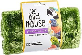 The Bird House Cozzzy Cabane pour Oiseaux Jaune