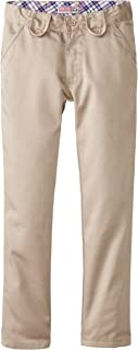 Genuine School Uniform Girls' Twill Pant (More Styles Available)