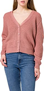 Only womens ONLSOOKIE MELTON LIFE L/S CAR KNT Knit Cardigan