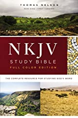 NKJV Study Bible, Full-Color: The Complete Resource for Studying God's Word Kindle Edition