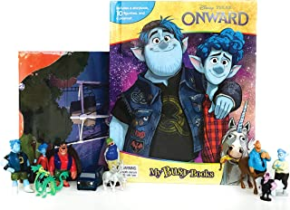 Phidal Disney Jr. Vamperina My Busy Books