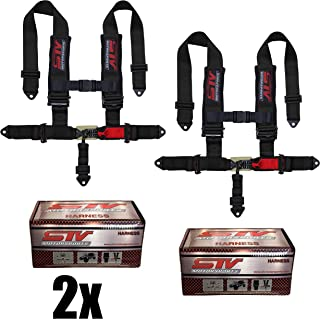 STV Motorsports 5 Point Universal Racing Seat Harness Latch and Link 2