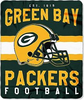 6b324199828 The Northwest Company Officially Licensed NFL Singular Fleece Throw  Blanket