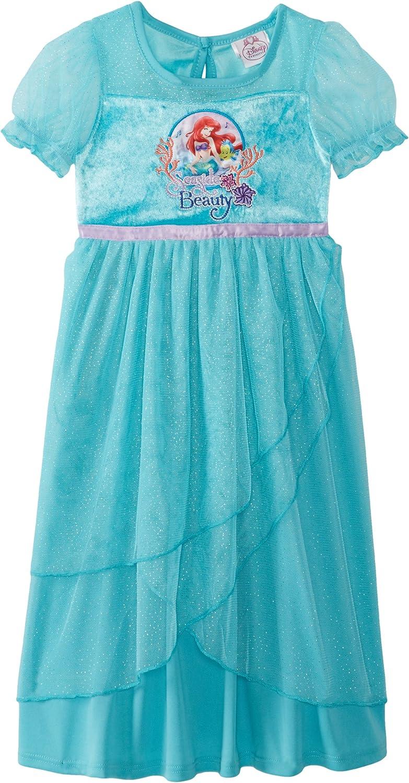 Komar Kids Little Girls  Ariel Timeless Elegance Dressy Sleep Gown