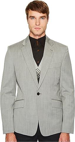 Classic Wool Waistcoat Blazer