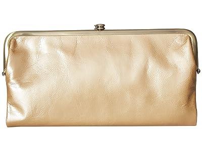 Hobo Lauren (Gold Dust) Clutch Handbags