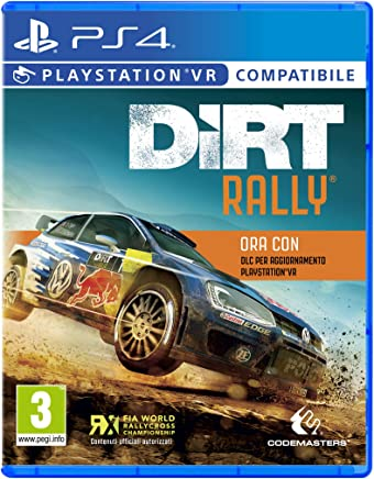 7412c945aa9d DiRT Rally - [PlayStation VR ready] -PlayStation 4