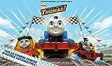 Thomas et ses amis: Allez allez Thomas! - Défi de vitesse pour enfants