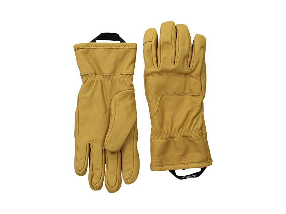 Outdoor Research Aksel Work Gloves (Natural) Ski Gloves