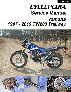 Yamaha TW200 Service Manual