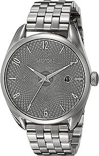 Nixon Women's A418-2090 Year-round Bracelet Analog Quartz Grey Band Watch