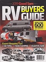2019 Good SAM RV Buyer's Guide Magazine Expert Shopping Tips
