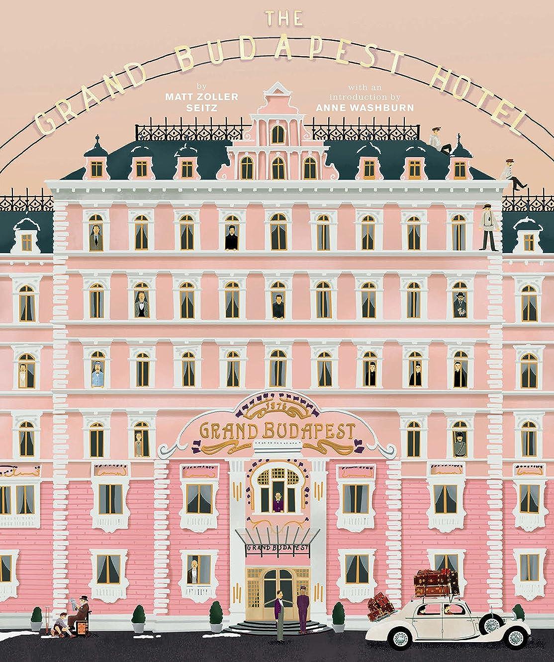 小説労働甘美なThe Wes Anderson Collection: The Grand Budapest Hotel (English Edition)