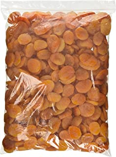 Turkish Apricot Large 5 Lb Bulk Bag