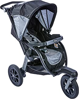 Carrinho Activ3 Air, Chicco, Q Collection (Preto)