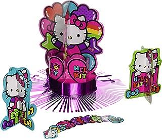 hello kitty birthday centerpiece ideas