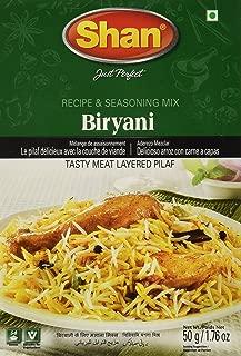 Shan Special Bombay Biryani Mix 50 grams (Pack of 4)
