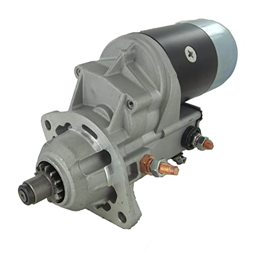 new starter for case loader 580e 580k 590ck 590l, uni-loader 1840 1845c,