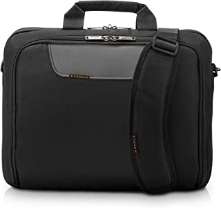 Everki Advance Laptop Bag- Briefcase, Fits up to 16-Inch (EKB407NCH), Charcoal, 16 inch