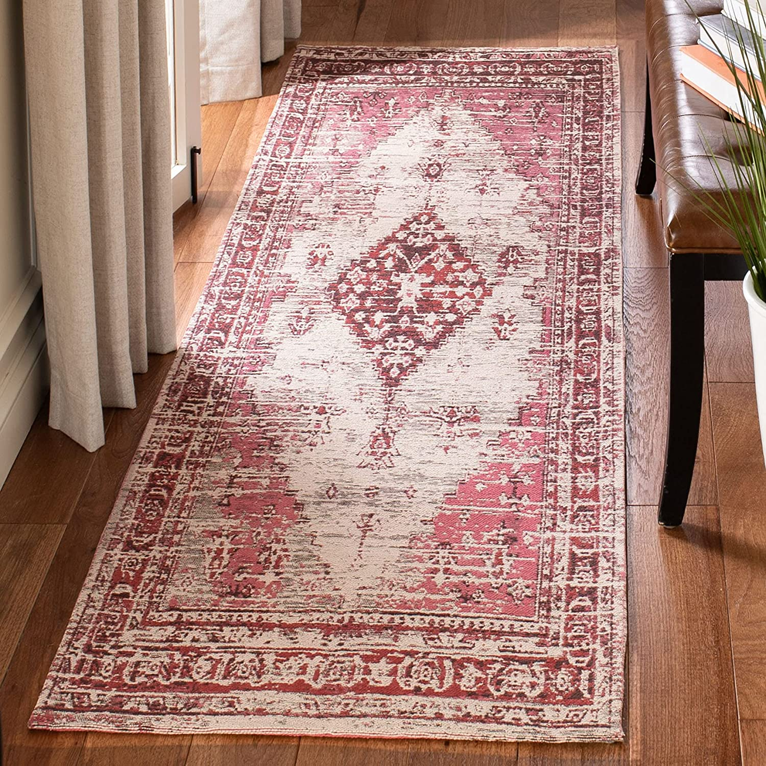 Safavieh Classic Vintage Collection CLV113R Ranking TOP2 Oriental Medallion D Max 74% OFF