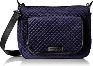 Vera Bradley Women Carson Mini Shoulder Bag, Velvet