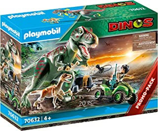 Playmobil - T-Rex Chase - 70632