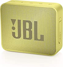 JBL GO2 - Waterproof Ultra Portable Bluetooth Speaker - Yellow
