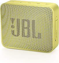 JBL GO2 Waterproof Ultra Portable Bluetooth Speaker - Yellow