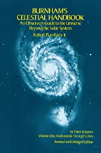 Burnham's Celestial Handbook, Volume One: An Observer's Guide to the Universe Beyond the Solar System (Dover Books on Astronomy Book 1)