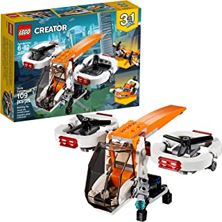 LEGO Creator 3in1 Drone Explorer 31071 Building Kit (109 Pieces)