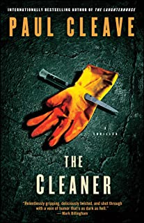 The Cleaner: A Thriller (Christchurch Noir Crime Series)