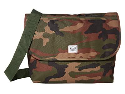 Herschel Supply Co. Grade (Woodland Camo) Messenger Bags