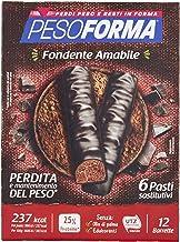 Dietetic Food Bars Dark Fudge Lovable 12 Pieces Estimated Price : £ 12,49