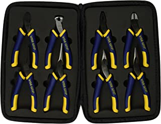 IRWIN VISE-GRIP Pliers Set with Case, 8 Pieces (2078714)