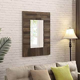 Firstime Co. Timber Chic Wood Mirror