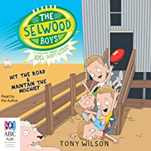 The Selwood Boys: Volume 2: Hit the Road and Maintain the Mischief