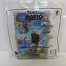 McDonalds ~ SUPER MARIO #8 ~ Dual World Maze Game ~ 2018